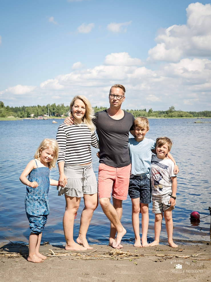 Familjen-blogg